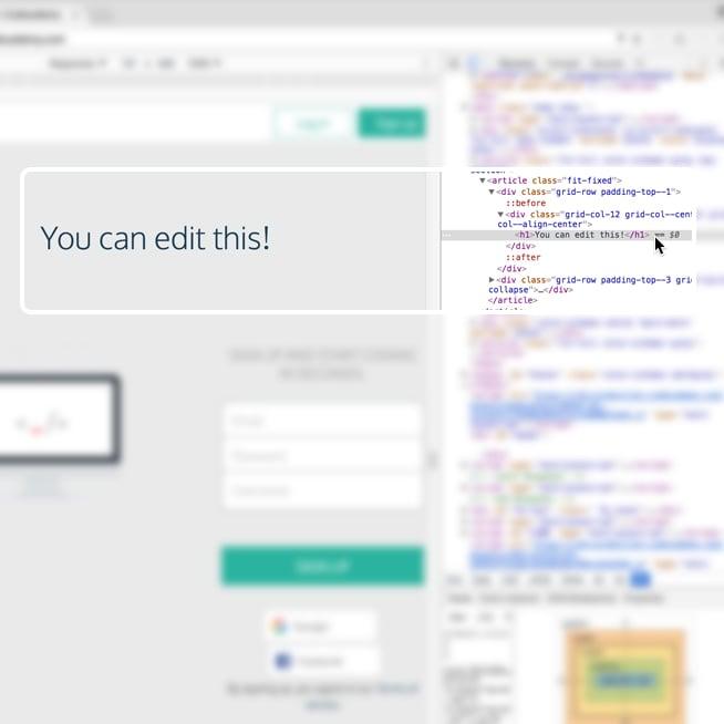 editElement