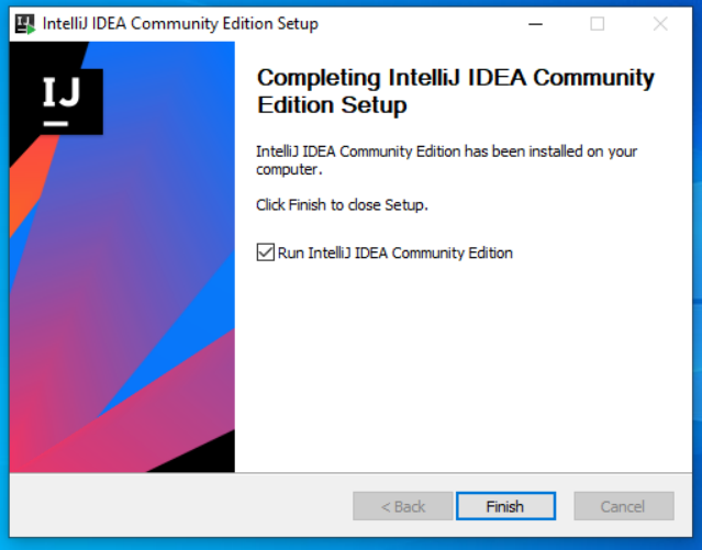 IntelliJ IDEA Complete Installation
